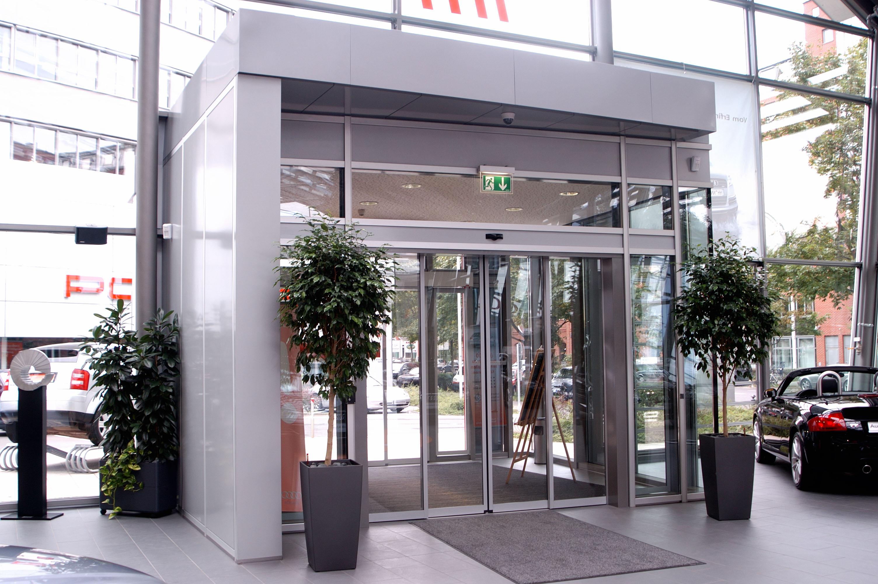 Audi Center Innenansicht