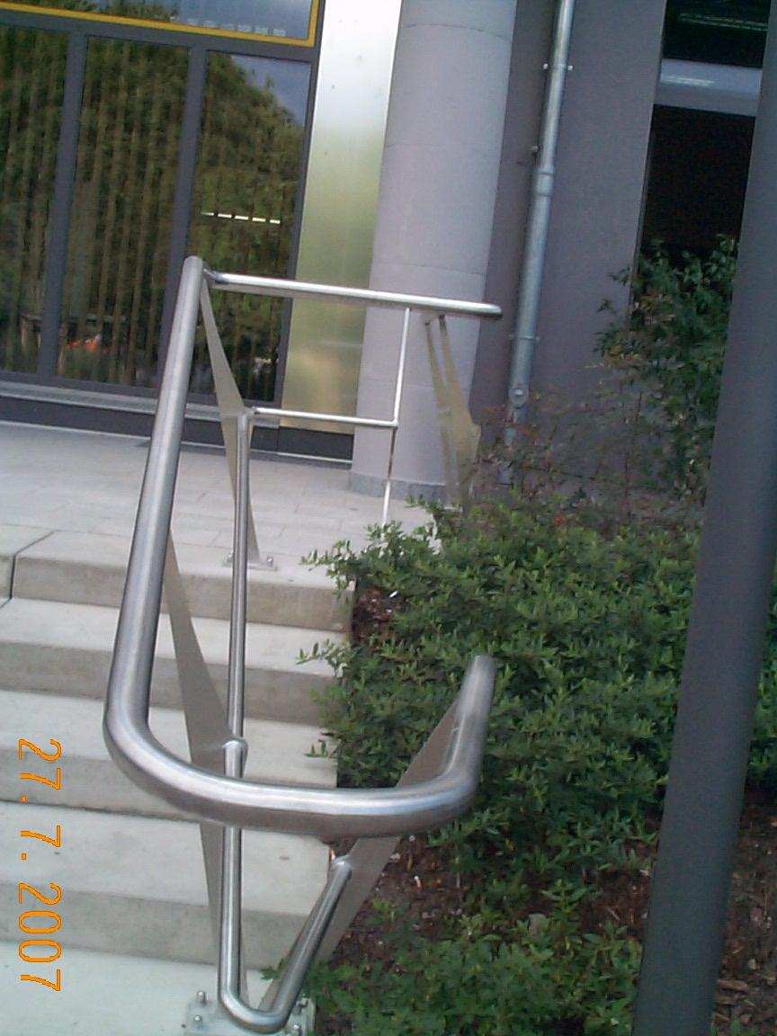 Geländer Detail 2