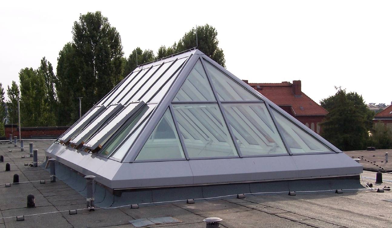 Tegel Dach
